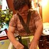 Sue, printing an image.