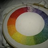 seed-stitched color wheel