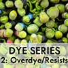 Class 2: OVERDYEING/RESISTS/COLOR FOR DYERS
