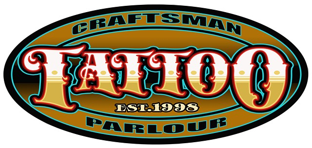 Limited craftsman oval sticker FREE when in stock