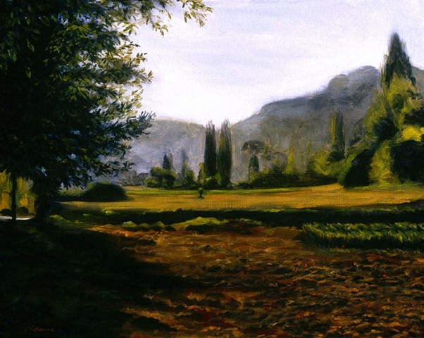 Beyond the Shadows  Private Collection