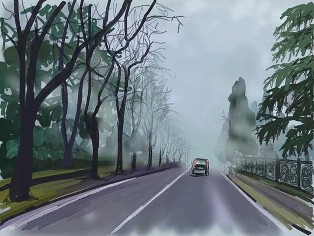 Misty Drive