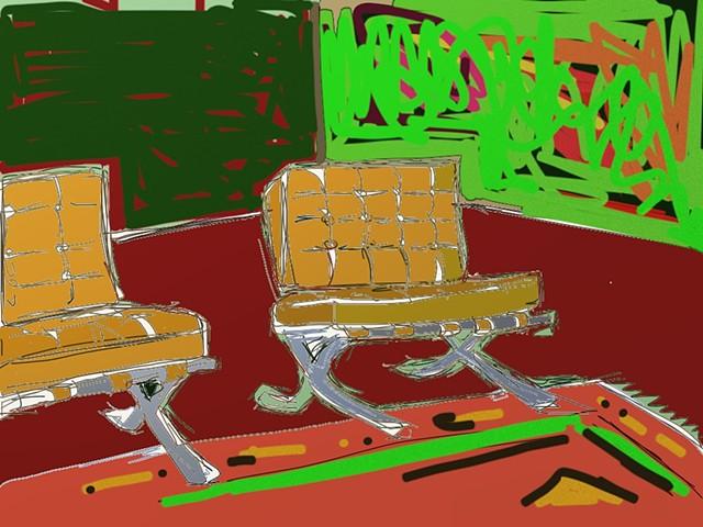 My Barcelona Chairs