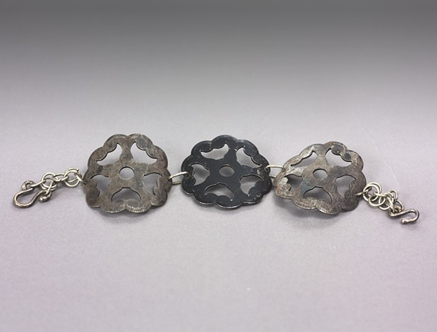Antique Washer Bracelet