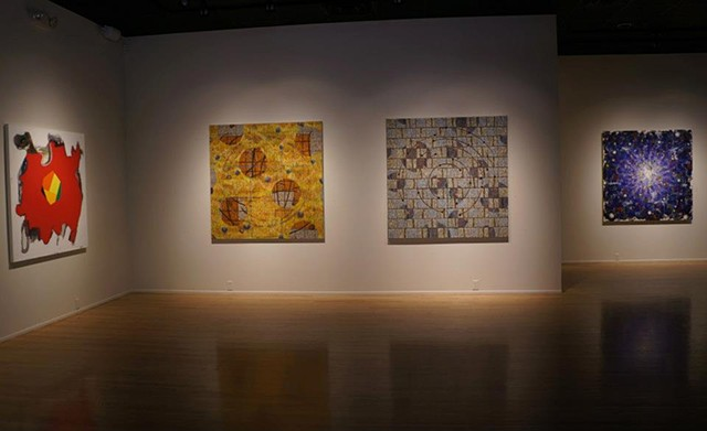 Selby Gallery, Ringling College of Art & Design, Sarasota, Florida