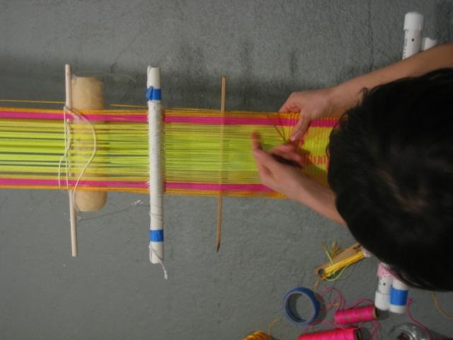 Double Harness Loom