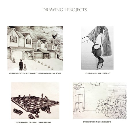 Drawing 1 Projects
