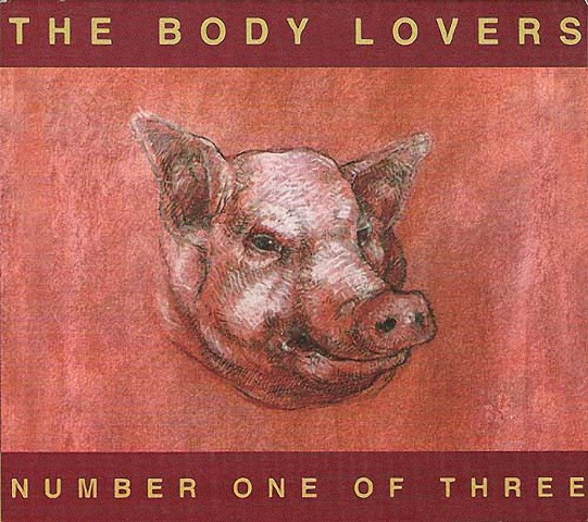 The Body Lovers - Number One of Three, YG05 - Young God Records, USA