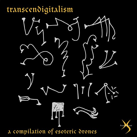 Daathstar: Transcendigitalism - compilation of esoteric drones - Sustain/Decay, Void Front Press, USA