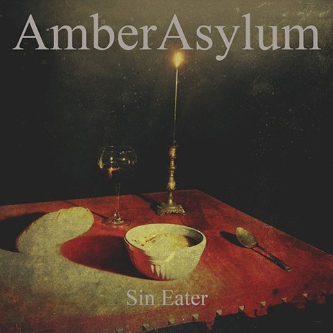 Amber Asylum - Sin Eater, PRO 138 LP - Prophecy Productions, Germany
