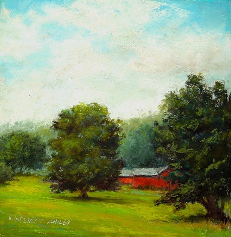 """""""Red Barn Revisited"""""""