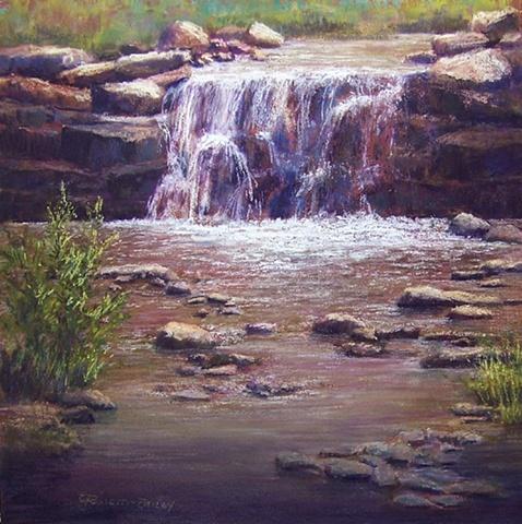 """Santa Fe Falls"""