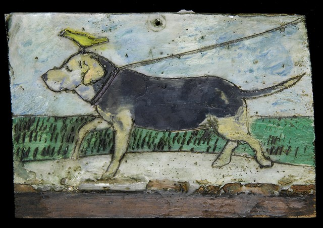 Life of the City Dog 1 'Daisy'
