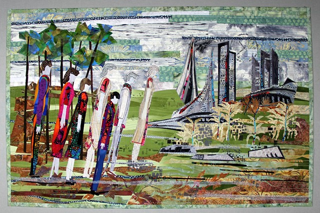 Ancestral Threads II - SOLD