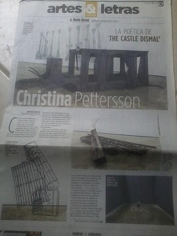 El Nuevo Herald Front Page
