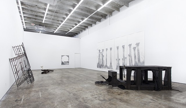 The Castle Dismal, Solo Exhibition, Primary Projects
