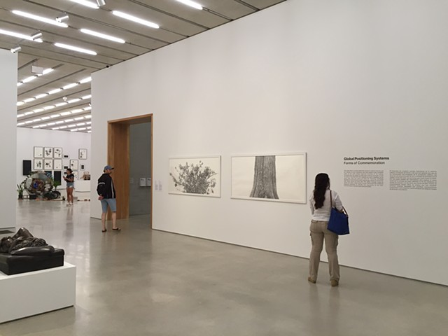 Global Positioning Systems Exhibition Perez Art Museum Miami (PAMM)