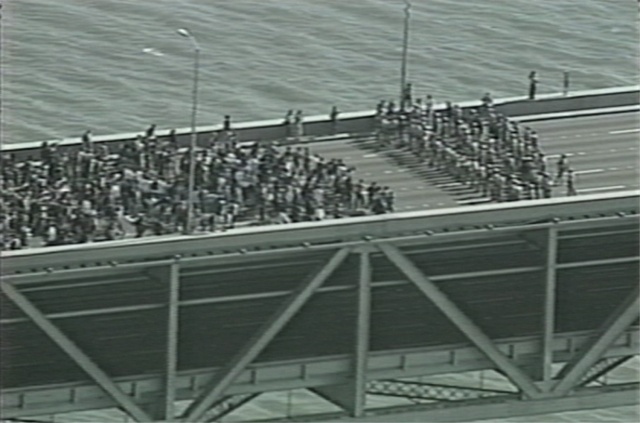 We all walked on to the Bay Bridge the Day the Rodney King Verdict Was Read