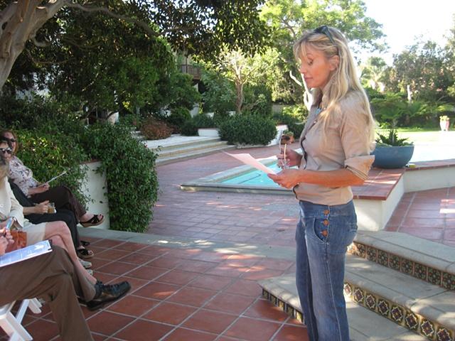 Host, Heather Thomas