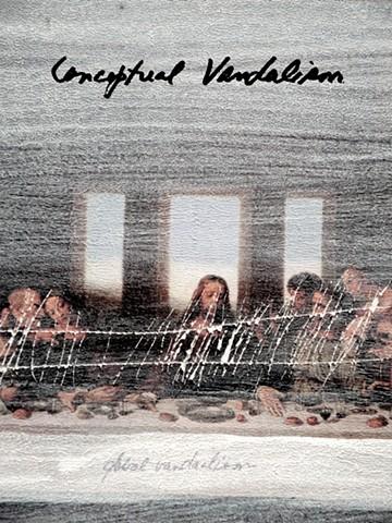 Conceptual Vandalism, detail 2010