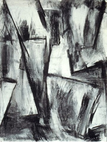 Seated Nude, with Hofmann corrections 1954