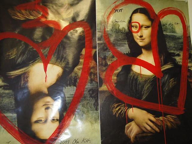 Love, Mona Lisa 2009