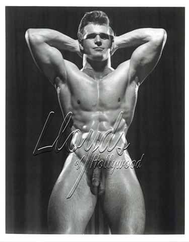 VIC SEIPKE PHYSIQUE BODYBUILDER FULL FRONTAL NUDE 1951
