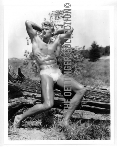 RICHARD ALAN ATHLETIC AMG MODEL 1953