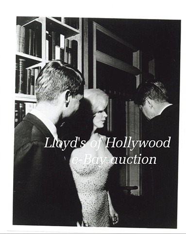 MARILYN MONROE RFK & JFK BIRTHDAY PARTY SECRETS 1962
