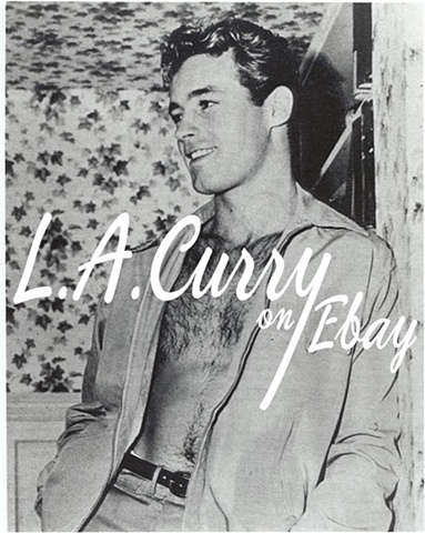 GUY MADISON HANDSOME HUNK HAIRYCHEST UNZIPPED