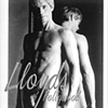 CHRISTOPHER ATKINS MALE NUDE IN FRONT OF MIRROR