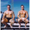 VIC SEIPKE DON VAN FLETEREN HUNKS IN TRUNKS