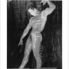 JIM PARK MALE  FULL FRONTAL NUDE 1949