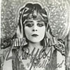 THEDA BARA RARE IMAGE CLEOPATRA VAMP 1917