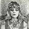 THEDA BARA RARE IMAGE CLEOPATRA VAMP 1917