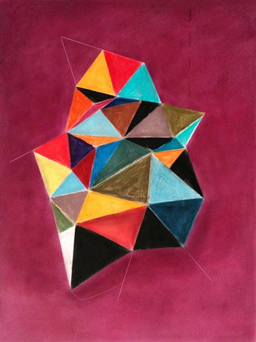 Altered Polyhedra #19