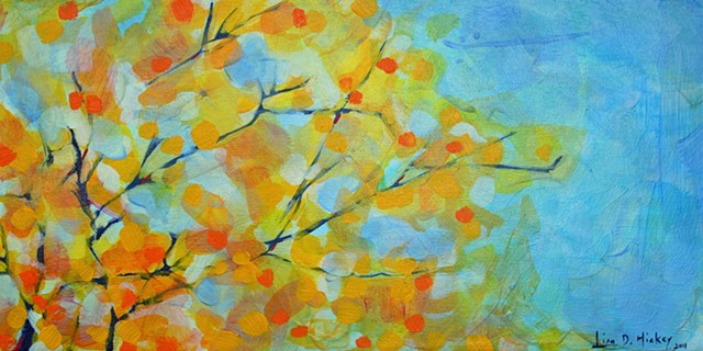 Fall Branches - SOLD