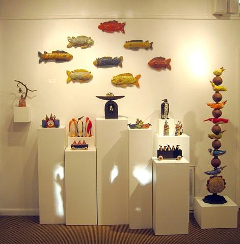 Display @ Signature Contemporary Craft