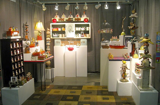 2013 American Craft Council Show - Atlanta