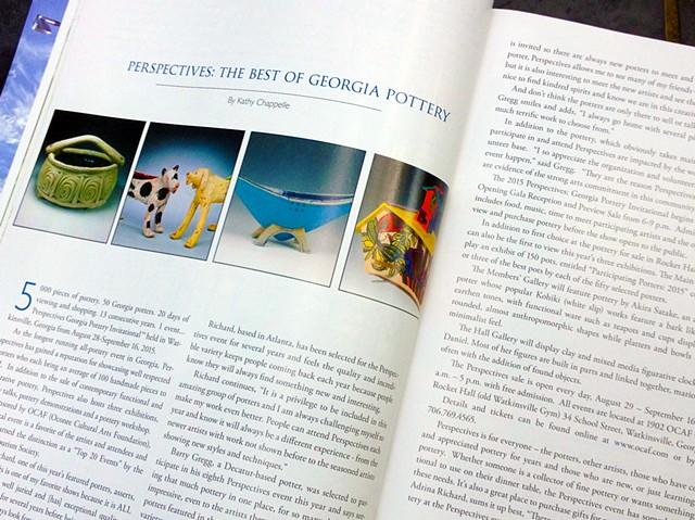 """Southern Distinction"" Magazine 2015 Volume 3:3"