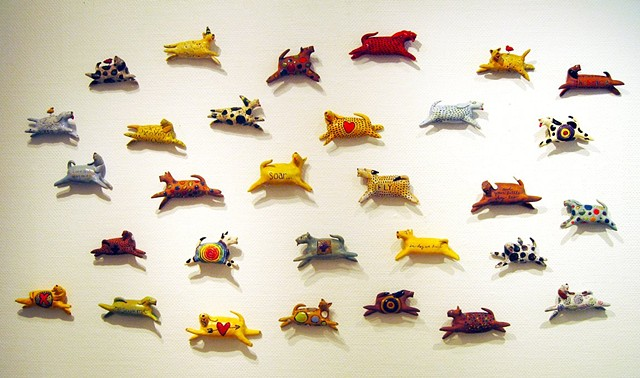Animals, Totems, and Spirits of Nature Show @ Signature Contemporary Craft