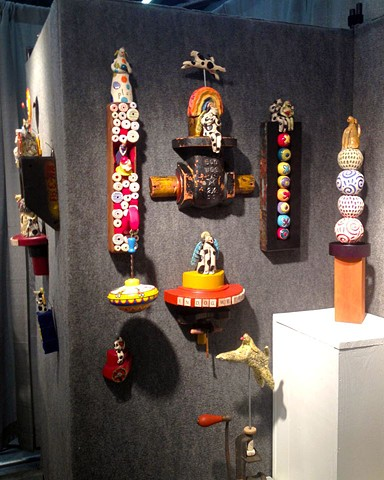 2015 American Craft Council Show - Atlanta