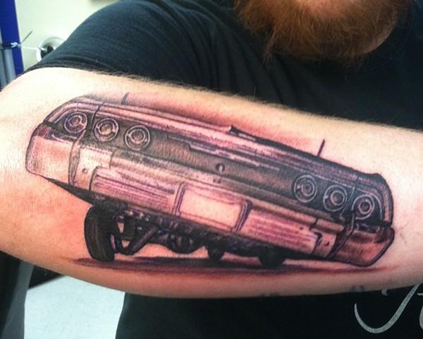 Ron Meyers - Impala Tattoo