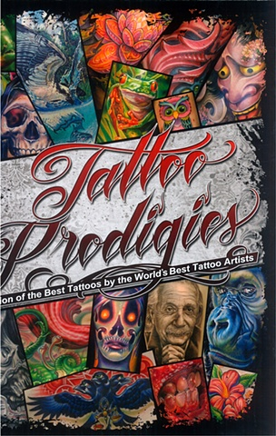 Tattoo Prodigies Cover