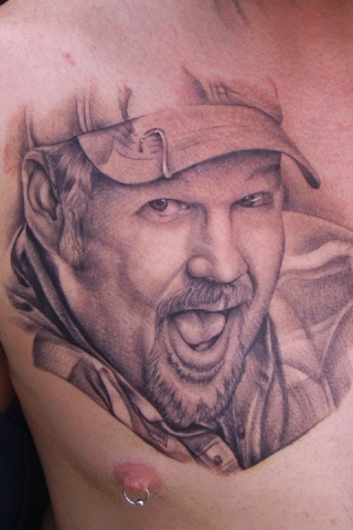 Ron Meyers-Larry The Cable Guy