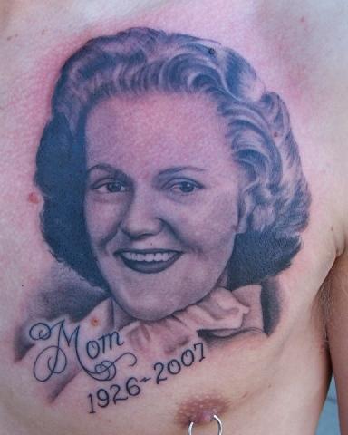 Ron Meyers-Mom Portrait