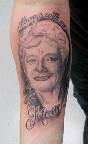 Ron Meyers - Gary's Mom
