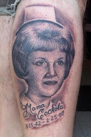 Ron Meyers-Mama Cockola