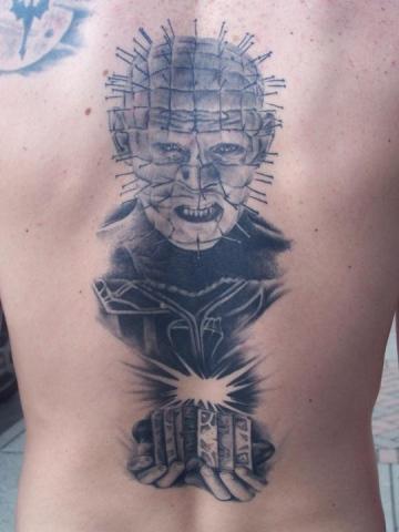Ron Meyers-Pinhead- Full Body