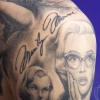 Ron Meyers - Marilyn Back of Upper Arm